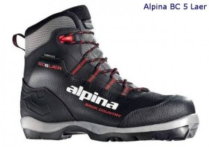 Buty do nart  Back Country Alpina BC 5 Lear