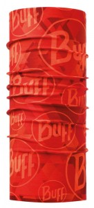 Chusta Original Buff® Tip Logo Orange Fluor BUF115190.211.10.00